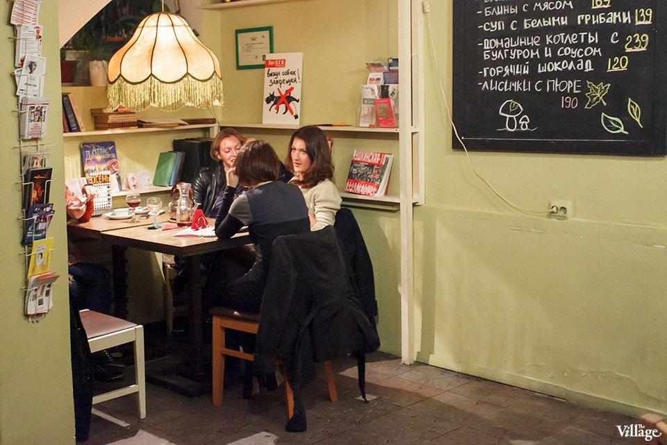 От заката до рассвета: 24 места, где можно поесть ночью в Петербурге. Изображение № 45.