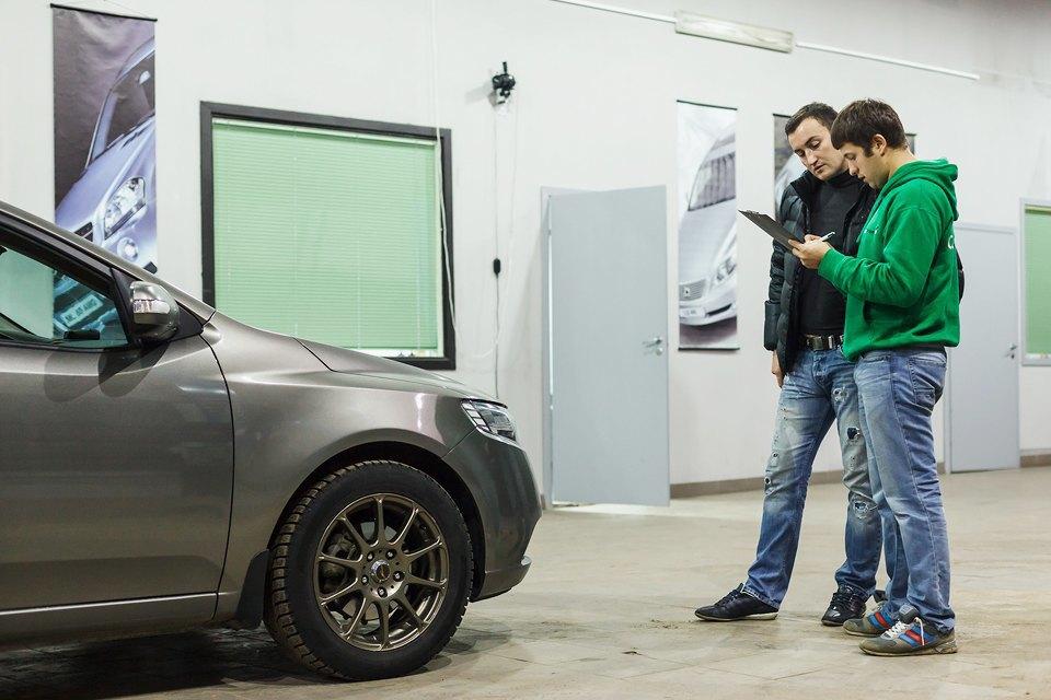 Как петербуржец запустил сервис быстрой продажи машин. Изображение № 2.