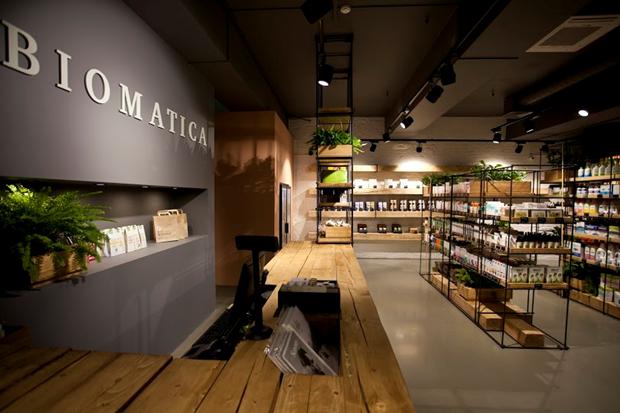 В «Ткачах» открылся магазин натуральных товаров Biomatica. Изображение № 5.