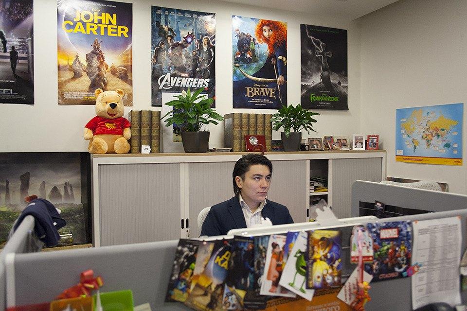 Офис: Walt Disney Studios Sony Pictures Releasing. Изображение № 32.