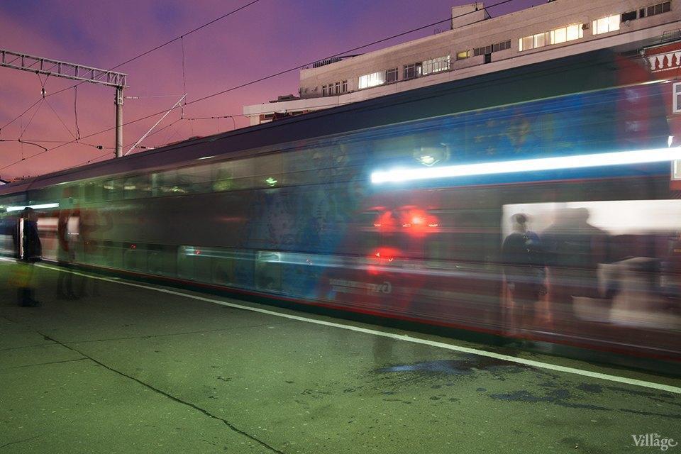 Фото дня: Первый в России двухэтажный поезд. Изображение № 5.