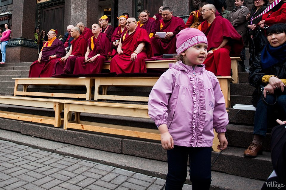 Фоторепортаж: Столетие петербургского дацана. Изображение № 24.