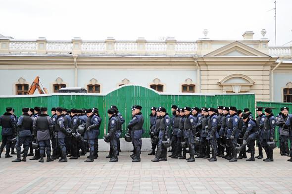 Copwatch: Действия милиции на акции «Вперёд!» возле Верховной рады. Зображення № 2.