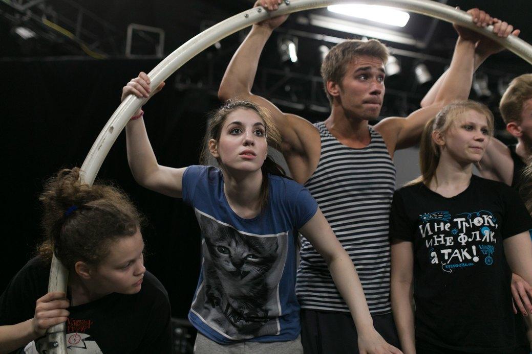 15 лет «Упсала-цирку»: Как трудные подростки становятся цирковыми артистами. Изображение № 15.