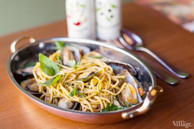 Спагетти с мидиями — 450 рублей. Изображение № 15.