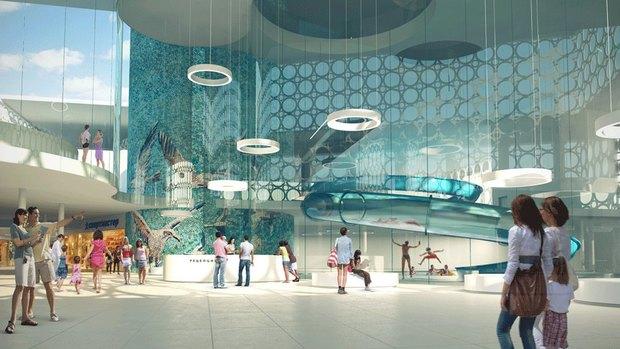 Объявлен победитель конкурса на концепцию реконструкции бассейна «Лужники». Изображение № 4.
