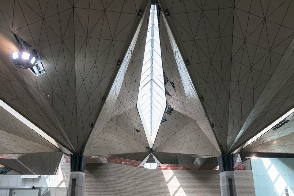 Фоторепортаж: Новый аэропорт изнутри. Изображение № 25.