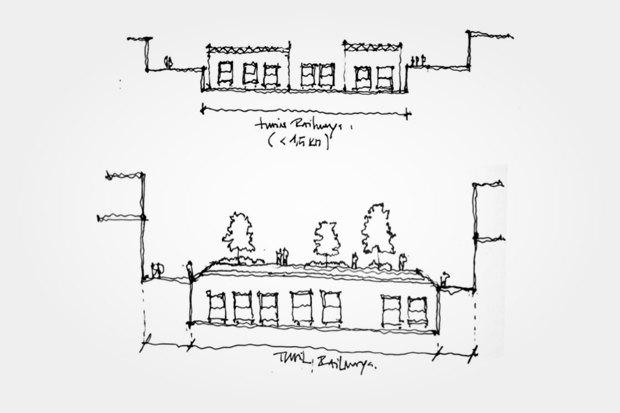 Archiprix: 6 предложений молодых архитекторов по развитию Москвы. Изображение № 19.