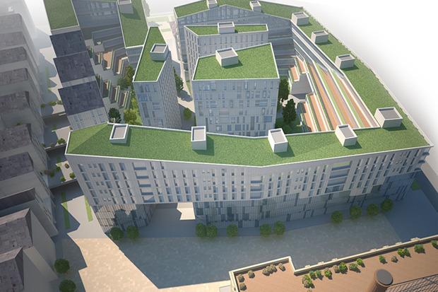 10 проектов квартала около Витебского вокзала . Изображение № 2.