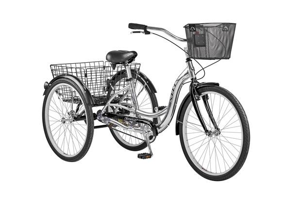 На велосипедах этой модели будут ездить дворники. Изображение № 1.