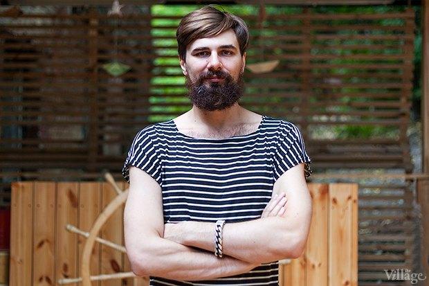 Внешний вид (Киев): Сергей Яценко, совладелец «Лесного причала». Изображение № 2.