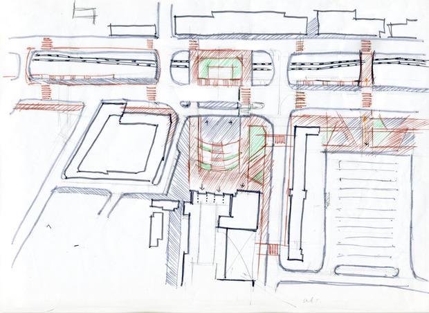 План территории. Изображение № 13.