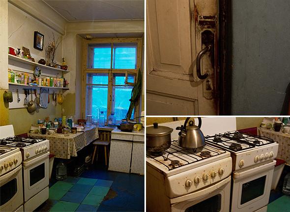 Изображение 35. Общественное пространство: московские коммунальные квартиры.. Изображение № 5.
