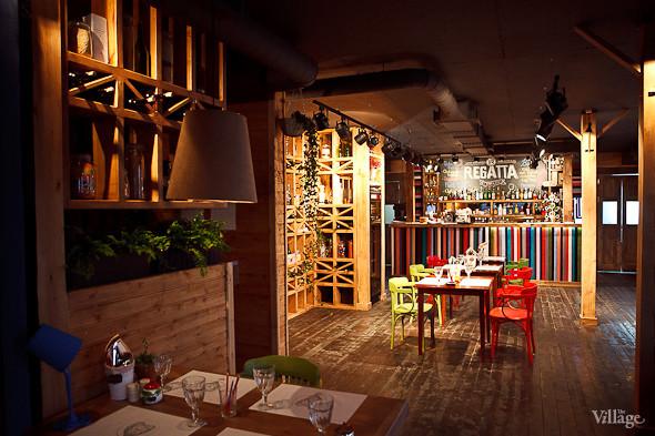 Новое место (Петербург): Ресторан Regatta. Изображение № 16.