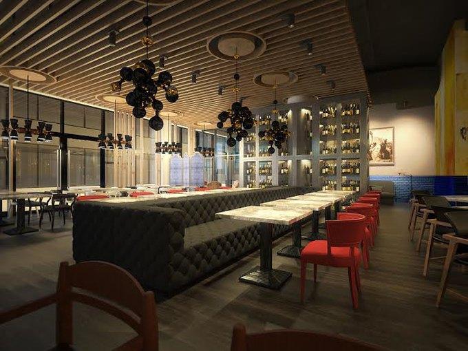 На Лесной улице открылся итальянский ресторан Trattoria Siciliana. Изображение № 3.