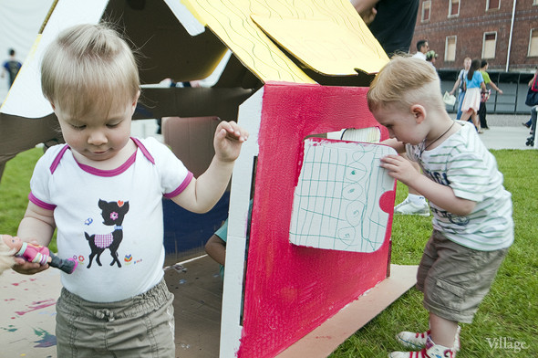 Лето в «Новой Голландии»: Резиденты о своих проектах. Изображение № 29.