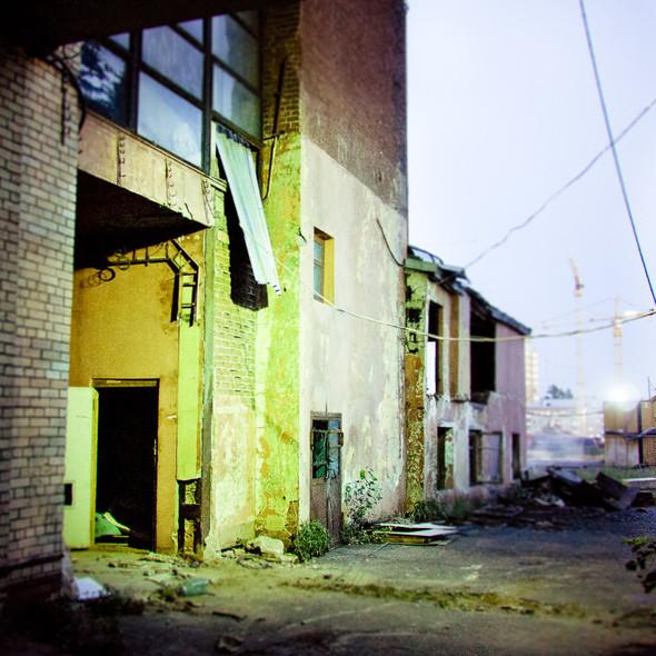 В зоне риска: Корпус фабрики на улице Усачёва. Изображение № 6.