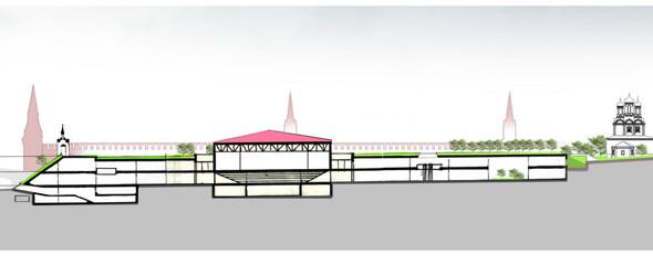 Москомархитектура выбрала 118 проектов парка в Зарядье. Изображение № 46.
