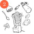 Рецепты шефов: Красный хумус, бабагануш, долма ипшеничные лепешки. Изображение № 8.
