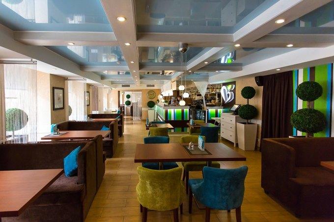 Сеть «Напарах» откроет два новых кафе кначалу осени. Изображение № 1.