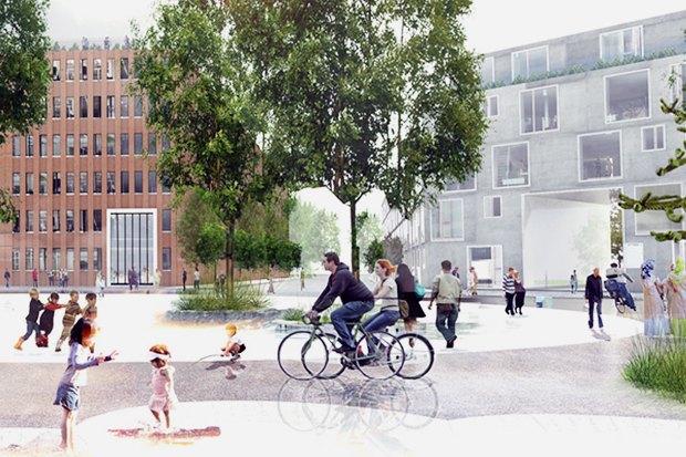 Главный архитектор Копенгагена о том, как поднять настроение горожанам. Изображение № 22.