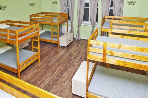 Свежий номер: 10 новых хостелов вПетербурге. Изображение № 38.
