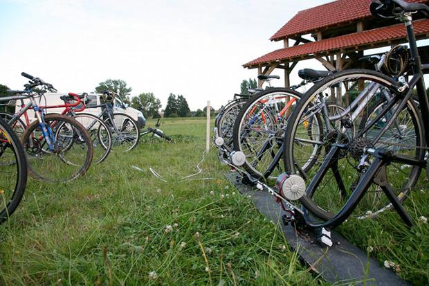Идеи для города: Велосипедные кинотеатры вВеликобритании. Изображение № 6.