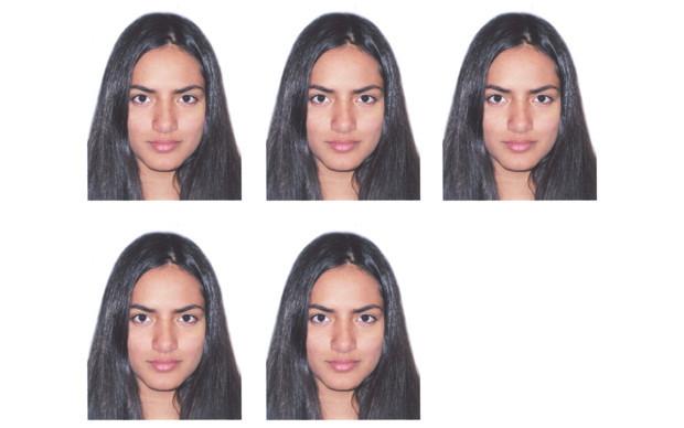 Эксперимент The Village: Как фотографируют на паспорт. Изображение №21.