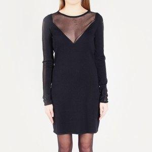 Кроссовки Rick Owens, платье Nina Donis, рубашка Uniqlo. Изображение № 5.