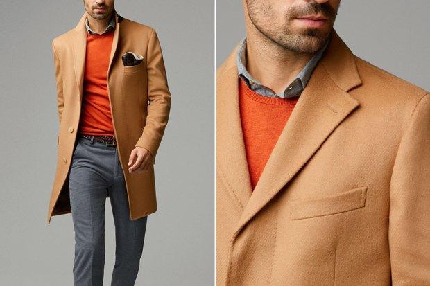 Где купить мужское пальто: 9вариантов от 4до 55тысяч рублей. Изображение № 5.