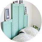 Как изголовье кровати может изменить внешний вид спальни. Изображение № 11.