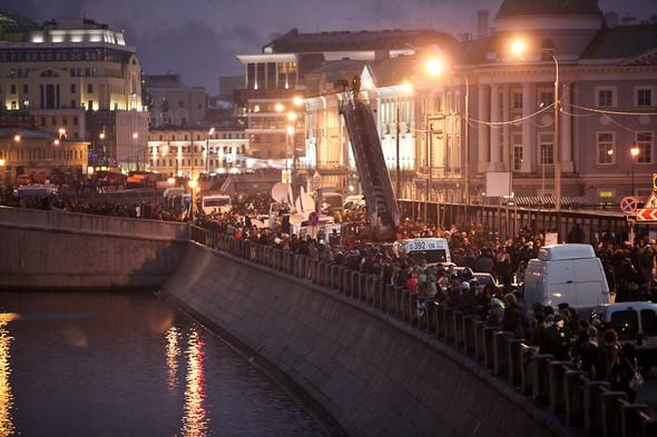 Фоторепортаж: Митинг против фальсификации выборов. Изображение № 38.
