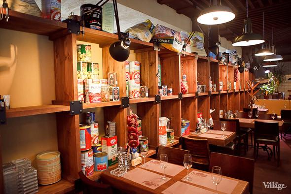 Новое место (Петербург): Ресторан «Марчелли's». Изображение № 38.