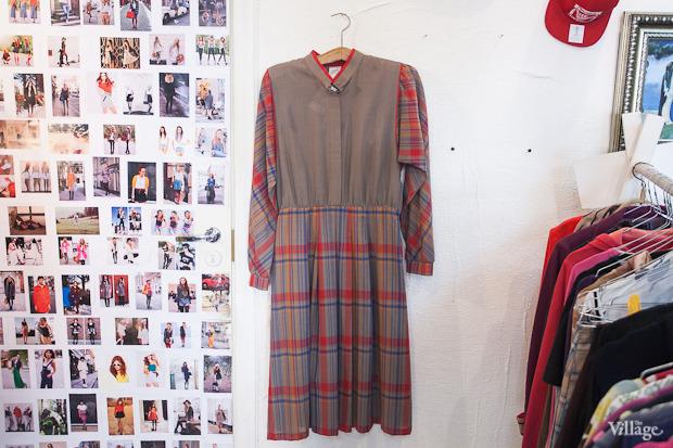 Винтажное платье — 1 800 рублей. Изображение № 128.