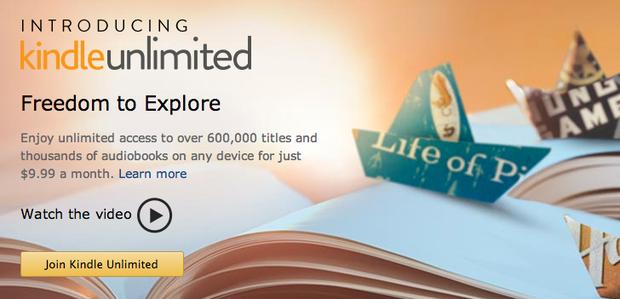 Amazon тестирует сервис проката электронных книг. Изображение № 1.