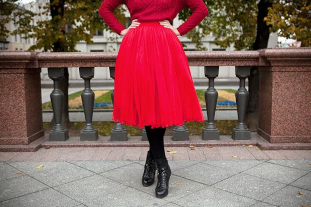 Внешний вид: Юлия Булгакова, старший редактор Glamour.ru. Изображение № 3.