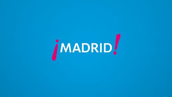 Город в образе: Авторы логотипов Амстердама, Мадрида и Пулы — о брендинге города. Изображение №20.