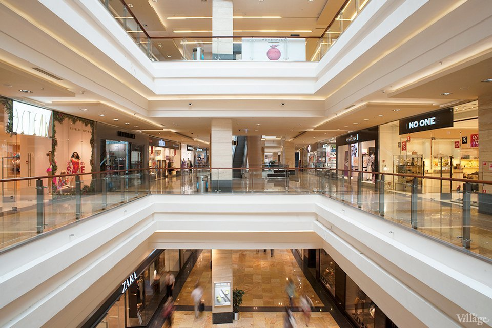 Торговые центры Москвы: «Афимолл». Изображение № 11.