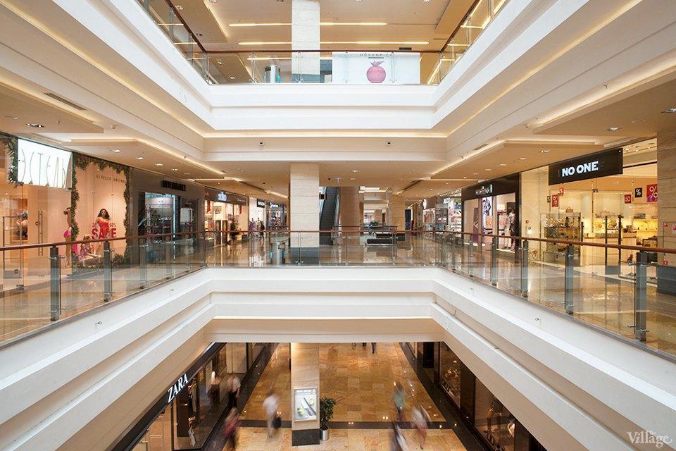 Торговый центр афимолл метро