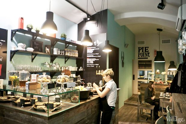 Новое место: Кафе Pie Point. Изображение № 4.