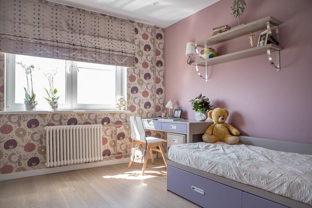 Просторная квартира для мамы с двумя детьми. Изображение № 9.