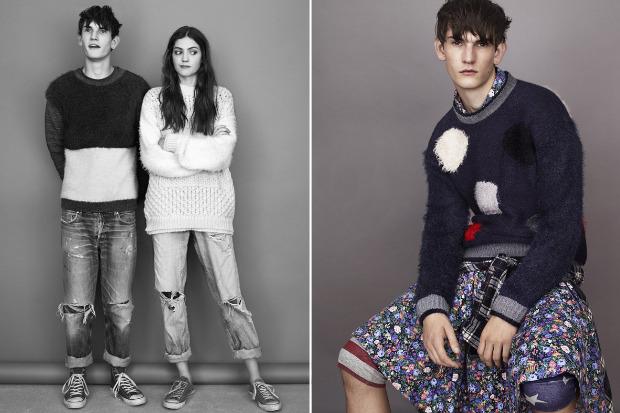 Новости магазинов: Mood Swings, Carhartt WIP, Converse, Topshop, Zara. Изображение №5.