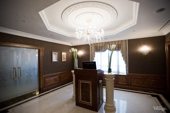 В Киеве открыли еще один пятизвездочный отель. Зображення № 10.