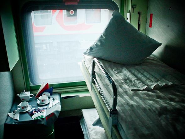 Французский связной: «РЖД» запустило поезд до Парижа. Изображение № 23.