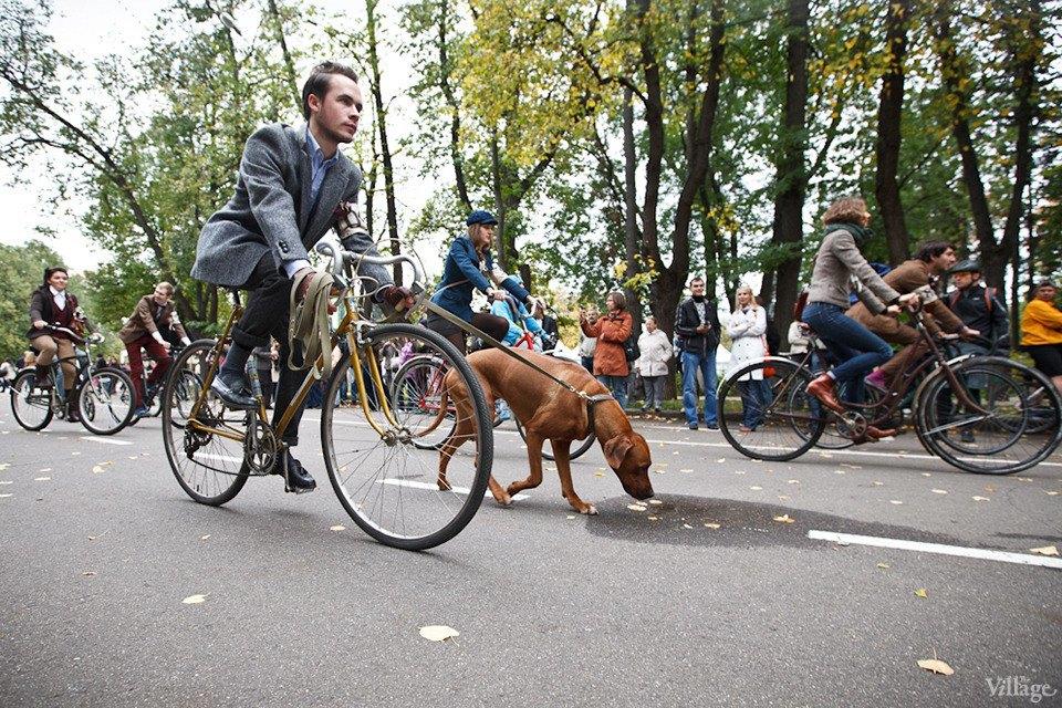 С твидом на город: Участники велопробега Tweed Ride о ретро-вещах. Изображение № 42.