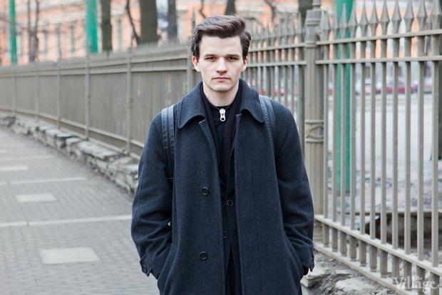 Внешний вид (Петербург): Алексей Громов, художник, арт-директор бара . Изображение № 6.