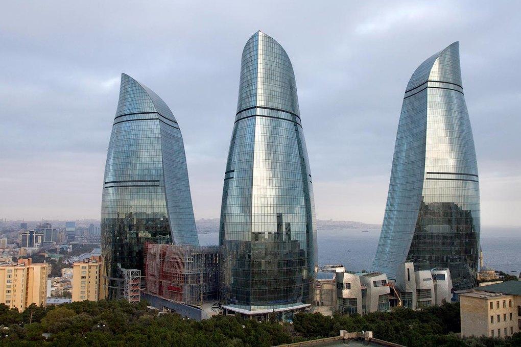 Hopes Tech: 15 самых эффектных небоскрёбов мира. Изображение № 30.