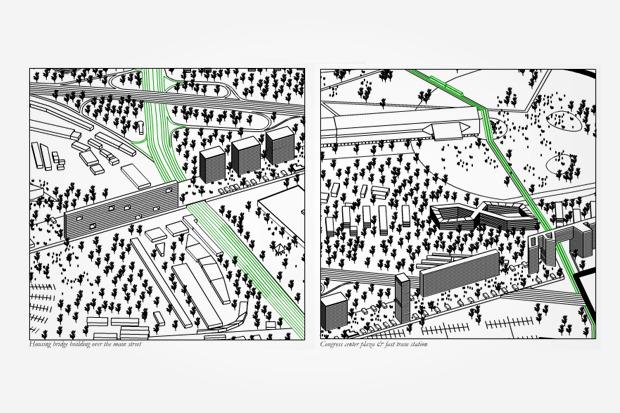 Расположение «Медленного города». Изображение №20.