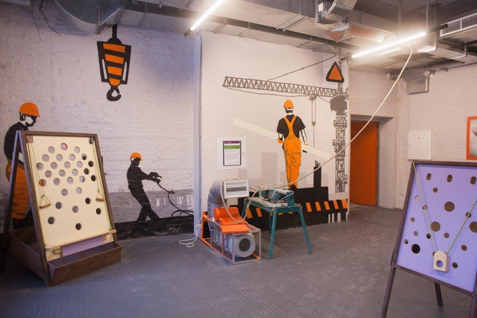 Ковёр-самолёт, самодельное цунами и конфета-мираж в новом здании музея «Экспериментаниум». Изображение № 25.