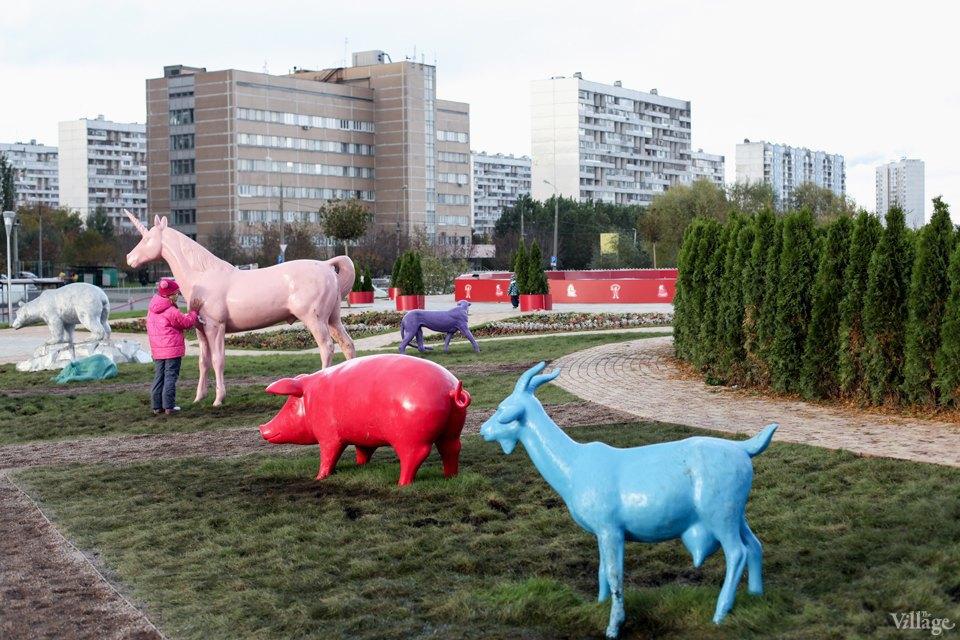 Фото дня: Парк «Буратино» в Ново-Переделкине. Изображение № 13.